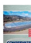 CST COVERS - Conservatek Water Covers- Brochure