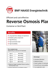 Reverse Osmosis Plant Brochure