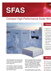 Flat Array Sodar-SFAS Series