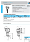 Continuous Level Measuring Brochure