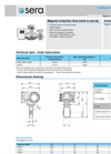 Magnetic Inductive Flow Meter Brochure
