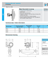 Mass Flow Meter Brochure