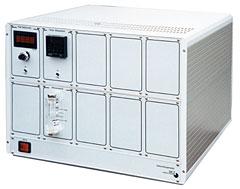 MCZ - Span Gas, Zero Gas Dampening