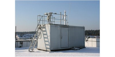 MCZ - Monitoring Station Shelter and Mobile Monitoring Stations