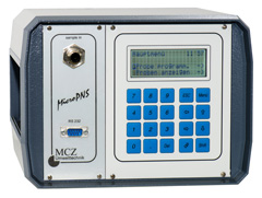 MCZ - Model MicroPNS - Gas Collector