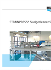 STRAINPRESS - Sludgecleaner Brochure