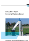 ROTAMAT - Model RoK4 - Pumping Stations Screen- Brochure