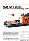 NLB - 1005 Series - High-Pressure Water Jetting Unit - Brochure