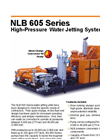 NLB 605 Series High-Pressure Water Jetting Unit