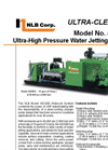 40250D High Pressure Water Jetting Unit