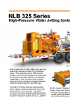 325 Series Diesel High Pressure Water Jetting Unit