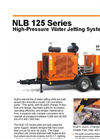 125 Series Diesel High Pressure Water Jetting Unit