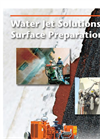 Surface Prep Brochure