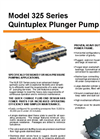 NLB - Model 325 Series - Pump - Brochure