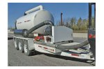 NLB - Model BM17421 - Trailer-Mounted Vacuum Recovery