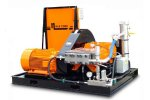 NLB - 605 Series - Electric High Pressure Water Jetting System