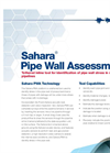 Sahara - Pipe Wall Assessment Brochure