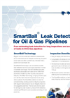 SmartBall - Leak Detection for Oil & Gas Pipelines Brochure