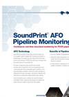 SoundPrint – AFO - Pipeline Monitoring Brochure