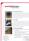 SoundPrint - Acoustic Fiber Optic (AFO) Brochure