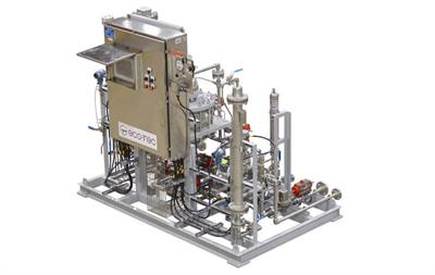 Advanced resource recovery & purification solutions for amine purification sector