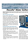 Recoflo - Water Softeners Brochure
