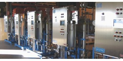 Eco-Tec AmiPur - Heat Stable Salts Removal for Refineries