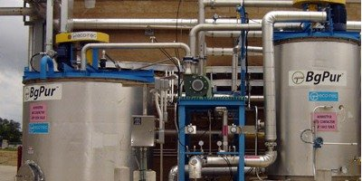 Eco-Tec - Model BgPur - Hydrogen Sulfide (H2S) Removal from Biogas