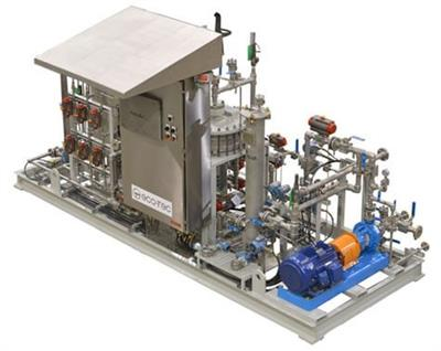 Eco-Tec AmiPur - Model CCS - Removes Heat Stable Salts (HSS) from Circuits Designed for Carbon Dioxide Removal
