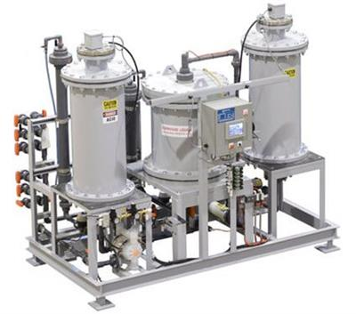 Eco-Tec - Model APU - Acid Purification Unit for Metal Processing