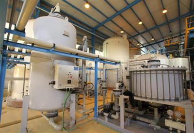 Nickel/Cobalt Recovery System from Copper Refinery Electrolyte