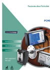 PCME - Model QAL 991 - Particulate Continuous Emission Monitor Brochure
