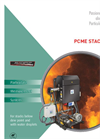 PCME - Model STACK 181 WS - Particulate Continuous Emission Monitor- Data Sheet