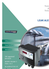 LEAK ALERT - Model 75 - Dust Filter Leak Monitors Brochure