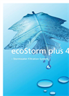 ecoStorm Plus - Model 400 - Stormwater Filtration System Brochure