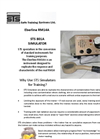 Eberline - Model STS 801A - Simulator Brochure