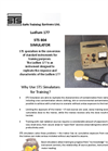 Ludlum - Model STS 808 - Simulator Brochure