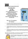 STS 908 Simulated TSA PRM-470CS Ionising radiation Survey Meter.pub