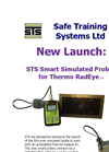STS smart contamination probe for Thermo RadEye SX