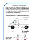 Contaminated Vehicle Scenario - Brochure