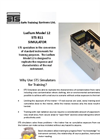 STS Ludlum - Model 811 & 12 - Contamination Simulators - Brochure