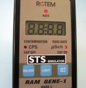 STS Ram Gene - Model 1 MK II - Radiation Field Simualtor