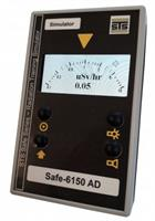STS - Model Safe-Series 6150AD - Radiation Field Simulation