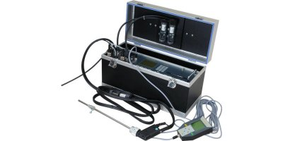 Madur - Model GA-21plus - Portable Gas Analyzer