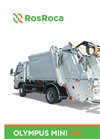 RosRoca - Model Olympus Mini NM - Rear Loader - Brochure