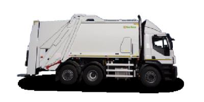 RosRoca - Waste Collector Twin Pack Unit