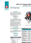 Model HDU 15/12 - Compact Oil Filter  Brochure