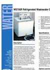 WS700R - Refrigerated Wastewater Sampler – Brochure