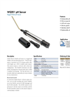 WQ201 - pH Sensors – Brochure