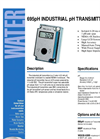695pH - Industrial pH Transmitter – Brochure